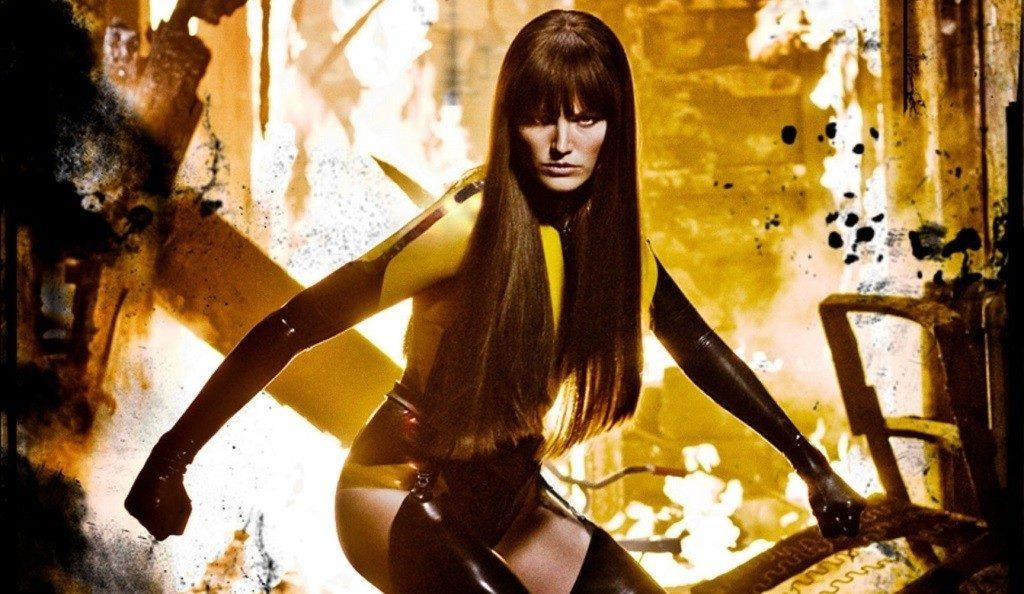 Carla Gugino (Spectre Soyeux) - Watchmen