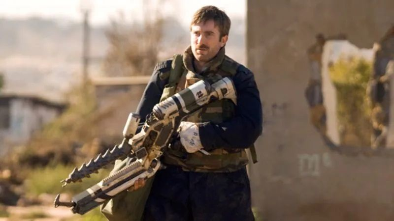 District 9 star Sharlto Copley