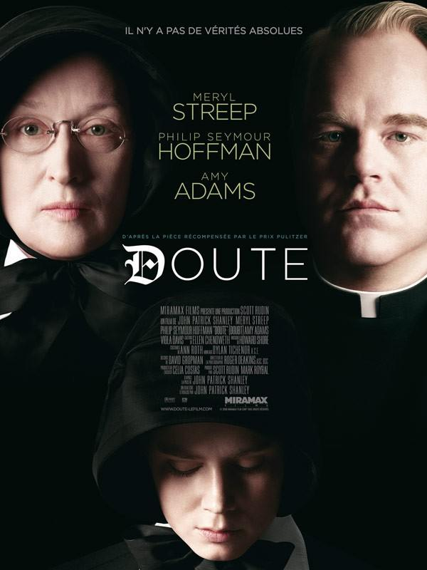 L'affiche du film Doubt (Doute)