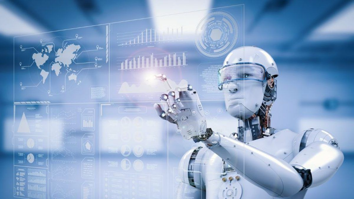 intelligence artificielle dans l'industrie