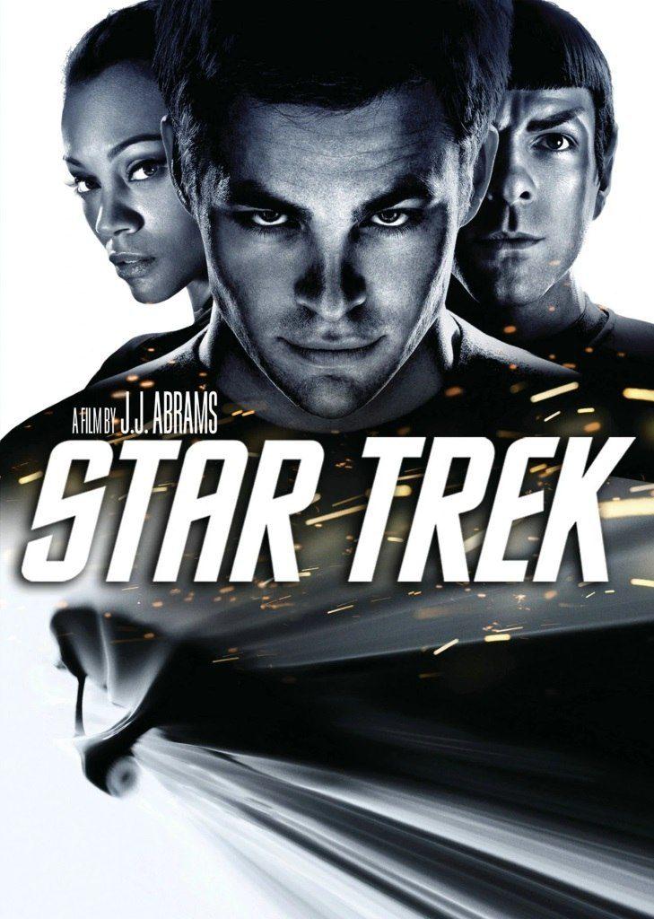 star trek 2009 - affiche