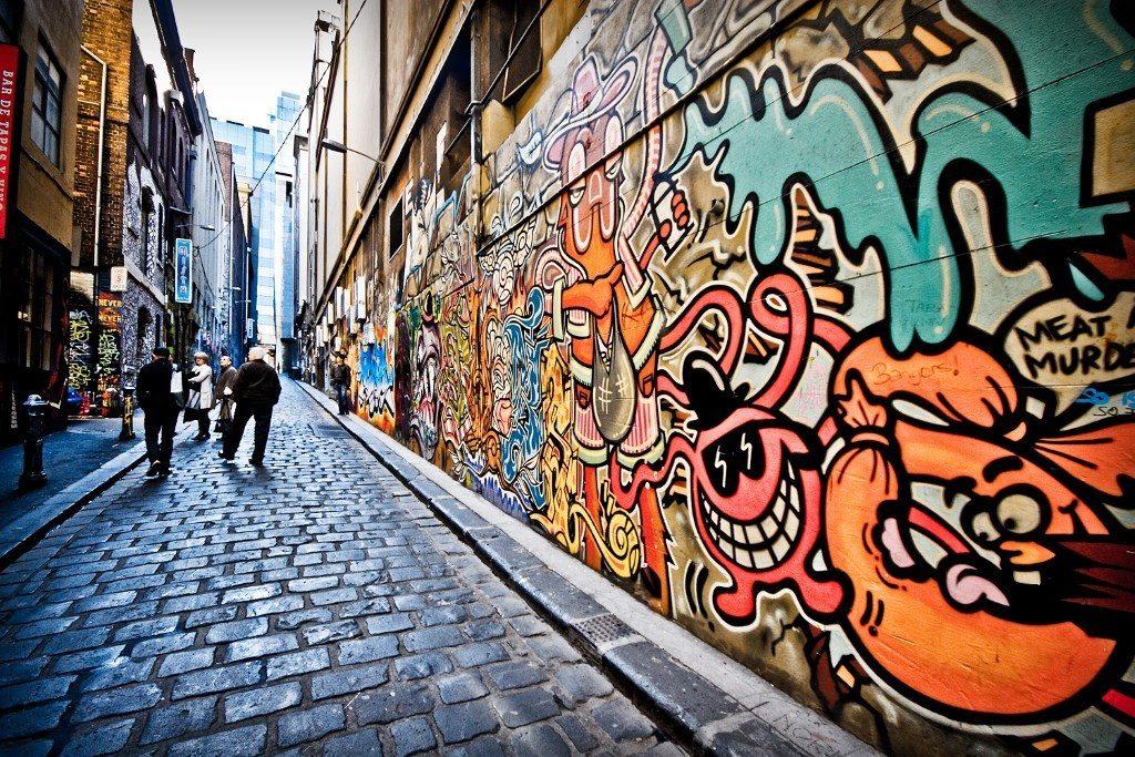 Melbourne street art - 2
