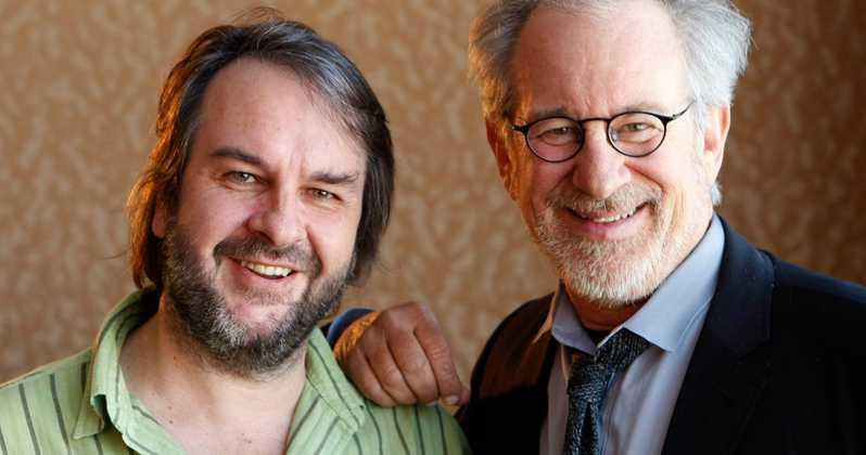 Steven Spielberg et Peter Jackson parlent de Tintin