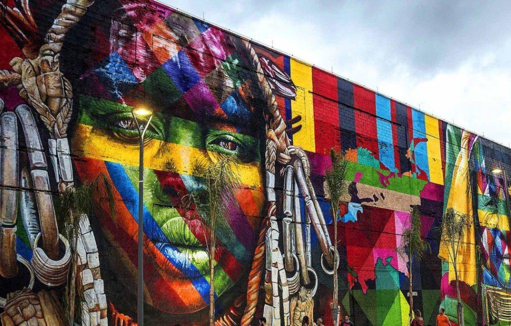 Rio de Janeiro : street art