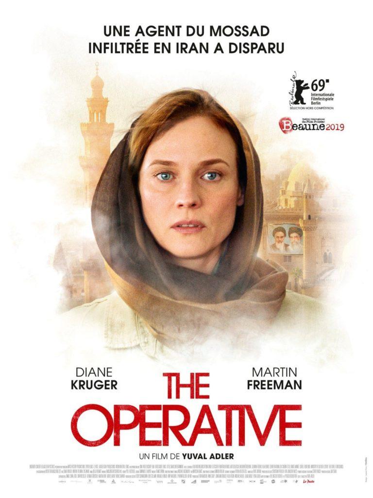 The Operative : affiche du film 2019
