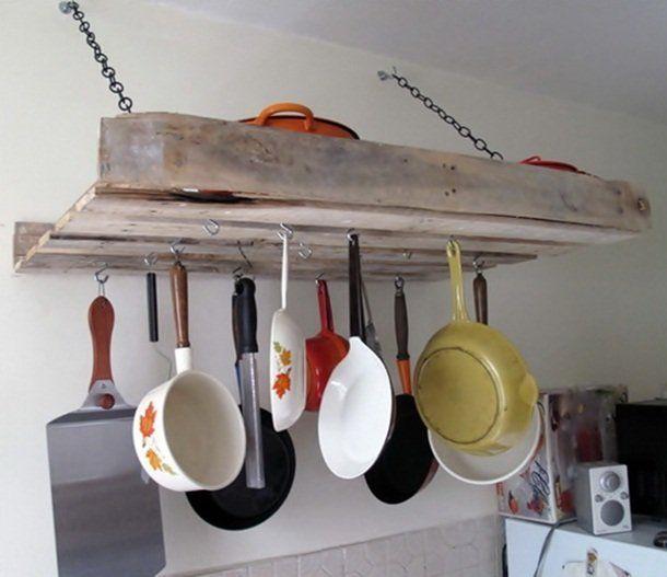 palette Version utile pour ustensiles de cuisine