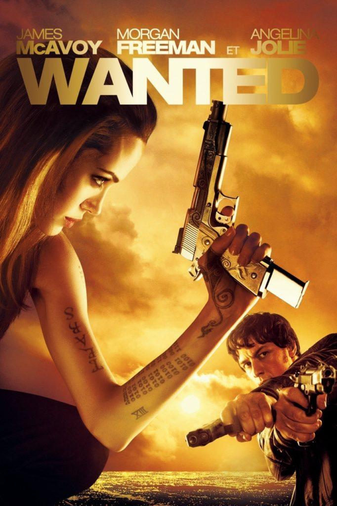 Wanted, choisis ton destin : affiche du film
