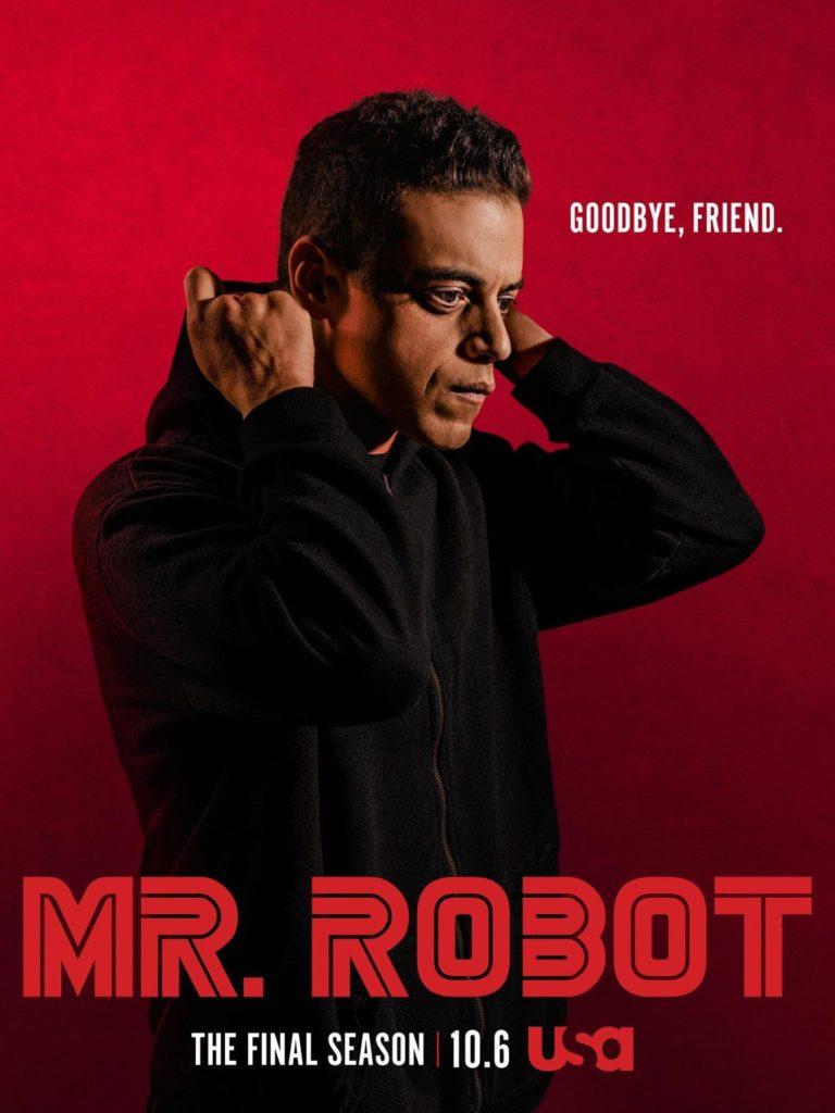 Mr Robot saison 4 : affiche