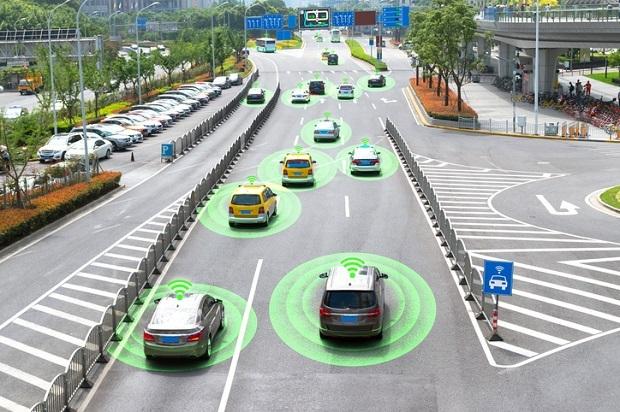 futur avec des voitures 100% autonomes