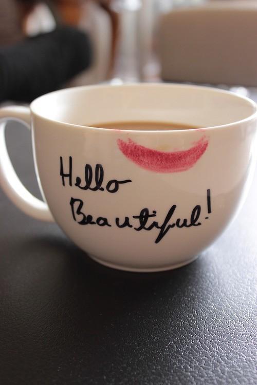 tasses qui mettent de bonne humeur dès le matin