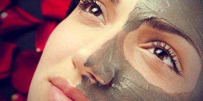 masque beauté à base d'argile