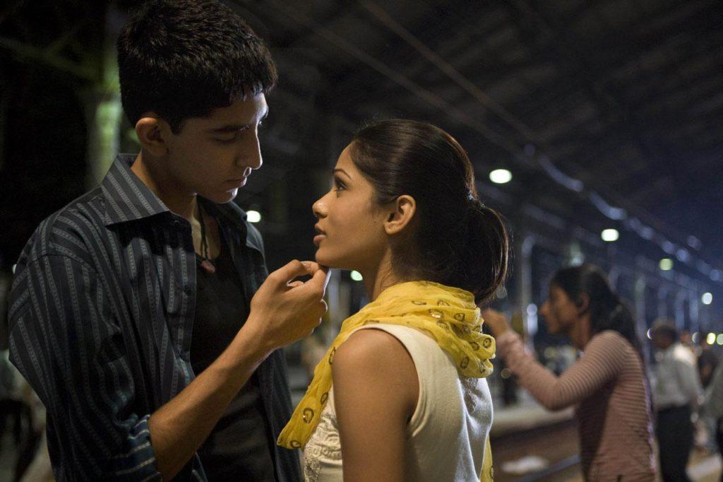 Slumdog Millionaire : Dev Patel et Freida Pinto