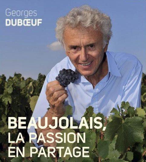 Georges Duboeuf : l'inventeur du Beaujolais Nouveau