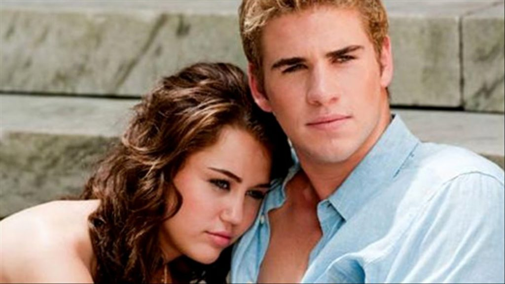 The last song : Miley Cyrus et Liam Hemsworth