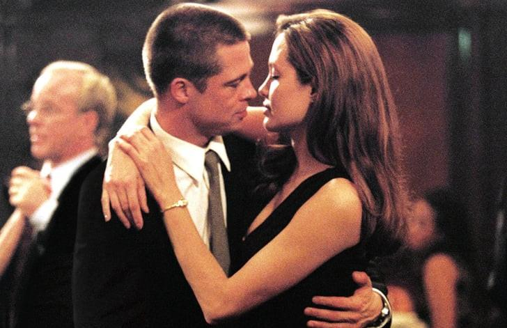 Mr. et Mrs. Smith : Brad Pitt et Angelina Jolie