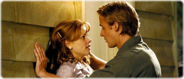 N'oublie jamais : Rachel McAdams et Ryan Gosling