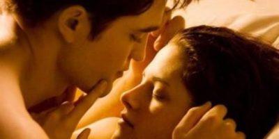 scène de sexe au cinéma dans Twilight