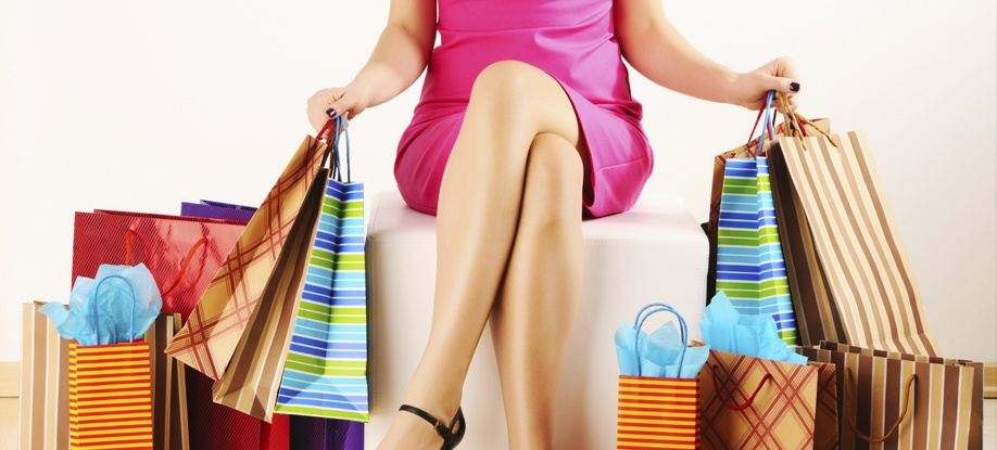 shopping addict black friday
