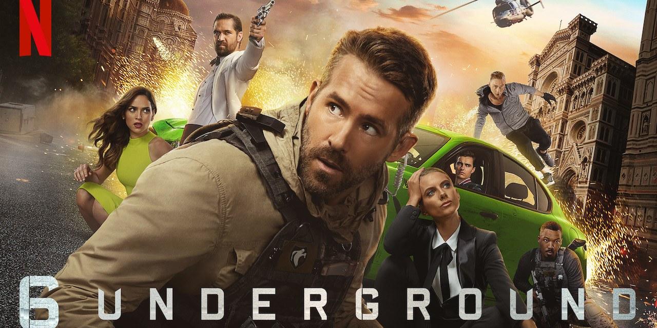 Netflix 6 Underground
