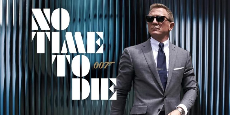 No time to die : James Bond t