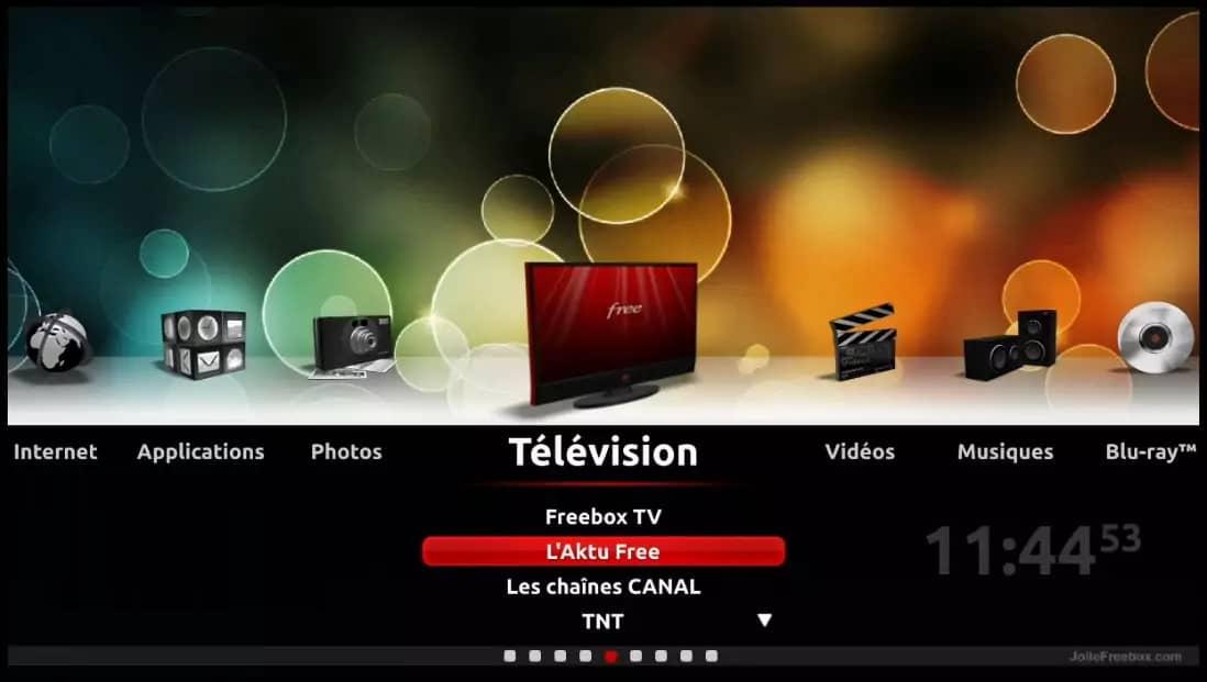 aktu free télévision