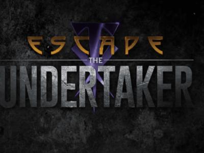 Escape The Undertaker Netflix